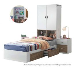 Franzer Bed Frame (Single Size)