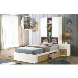 Franzer Bed Frame (Super Single Size)