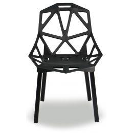Gansa Chair Black