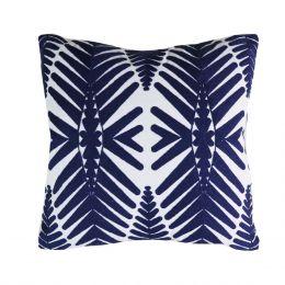 Gari Blue Cushion