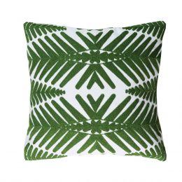 Gari Green Cushion