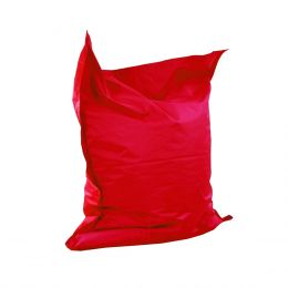 Giant Pillow Bean Bag [Red]