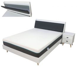 Halden Bed Frame (Queen Size)