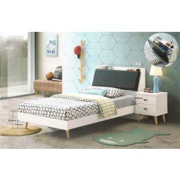 Halden Bed Frame (Single & Super Single Size)