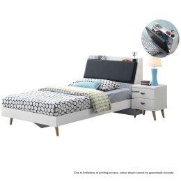 Halden Bed Frame (Single & Super Single Size)