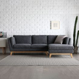 Hansford L Shaped Sofa