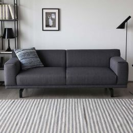 Henry Sofa (Charcoal Grey)
