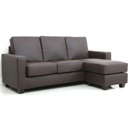 Hyuran Leather Sofa