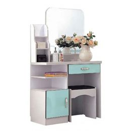 Ivonne Dressing Table (Blue)