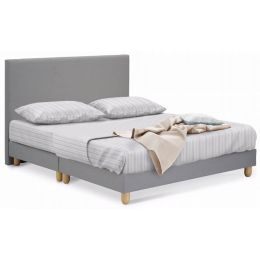 Solano Bundle: Solano Spring Mattress + Kaede Bed Frame