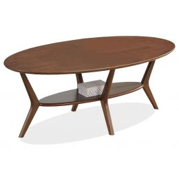 Kallan Solid Wood Coffee Table