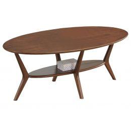 Kallan Solid Wood Coffee Table