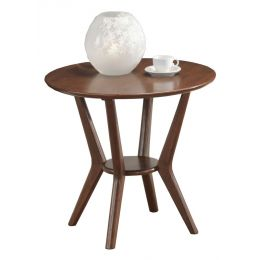 Kallan Solid Wood Side Table