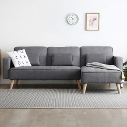 Kano L-Shaped Sofa Bed