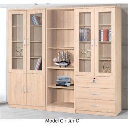 Kenron Modular Display Cabinet