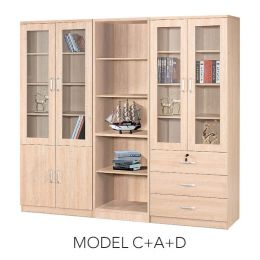 Kenron Modular Display Cabinet