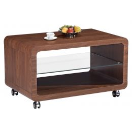 Leven Coffee Table (Brown)