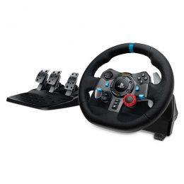 Logitech G29 Driving Force Racing Wheel and Pedals - (PS4/PS3 and PC)
