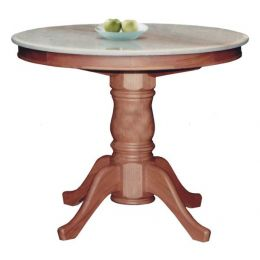 Lois Natural Marble Dining Table I
