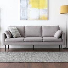 Luna 3 Seater Sofa - Water Repellent Fabric