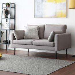Luna 2 Seater Sofa - Water Repellent Fabric