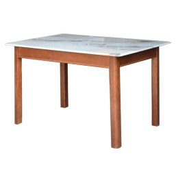 Lois Natural Marble Dining Table III