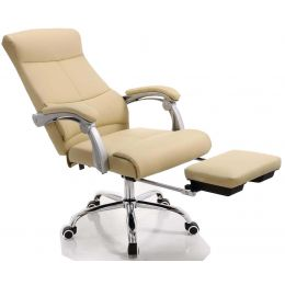 Marcello Executive Office Chair (Beige)
