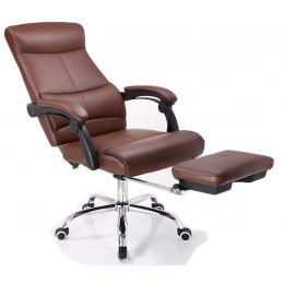 Marcello Executive Office Chair (Brown)