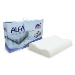MaxCoil Alfa Memory Foam Pillow
