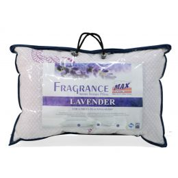 MaxCoil Aroma Therapy Pillow (Lavender)