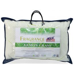 MaxCoil Aroma Therapy Pillow (Lemon Grass)