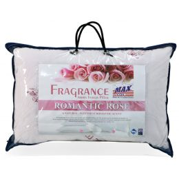 MaxCoil Aroma Therapy Pillow (Rose)