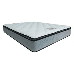 "MaxCoil Supreme Plush 11.5"" Individual Pocketed Spring Mattress with Plush Top"