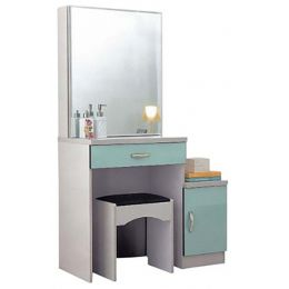 Modra Dressing Table (Blue)