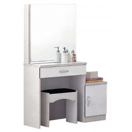 Modra Dressing Table (White)