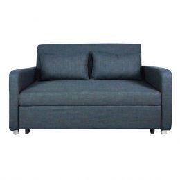 Motti Sofa Bed, Grey (2.5 Seater)