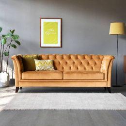 Neil Chesterfield Sofa