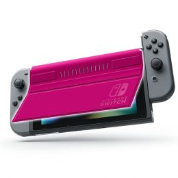 Nintendo Switch Front Cover- Pink