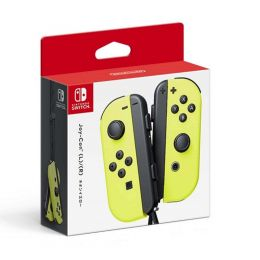 Nintendo Switch Joy-Con Controllers - Yellow