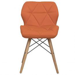 Noland Chair (Orange)