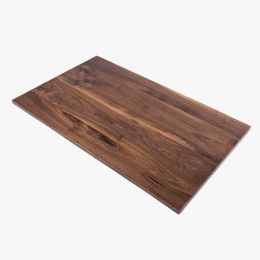 HOPEN Hexo Black Walnut Table - 1600mm