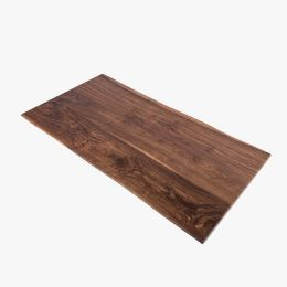 HOPEN Hexo Black Walnut Table - 1800mm