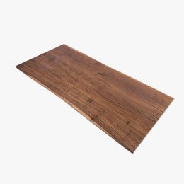 HOPEN Hexo Black Walnut Table - 2000mm