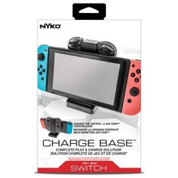 Nyko Charge Base - Nintendo Switch