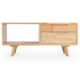 Olande Solid Wood Coffee Table