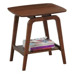 Onix Solid Wood Side Table