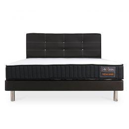 Sleepy Night Ortho Crest Pocketed Spring Mattress + Bed Frame