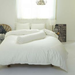 Palais Suite Tencel Pearly White Fitted Sheet Set