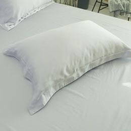 Palais Suite Tencel Silvery Grey Pillow Case