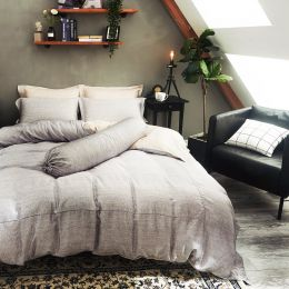 Palais Suite Tencel Smoky Quartz Bundled Bed Set